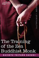 The Training of the Zen Buddhist Monk PDF