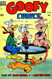 Goofy Comics, Number 38, The Magic Luck Charm