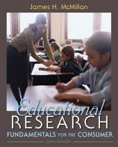 Educational Research: Fundamentals for the Consumer, Edition 6
