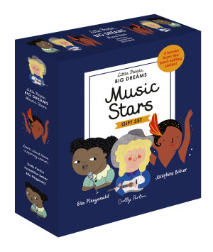 Little People  BIG DREAMS  Music Stars