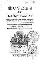 Œuvres de Blaise Pascal. Tome premier (-cinquieme): 2