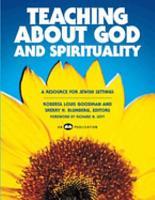 Teaching about God and Spirituality PDF