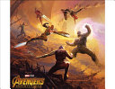 Marvel s Avengers  Infinity War   The Art of the Movie PDF