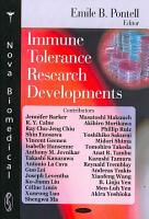Immune Tolerance Research Developments PDF