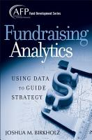 Fundraising Analytics PDF