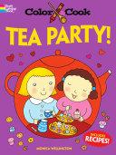 Color & Cook Tea Party!