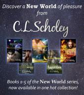 C.L. Scholey's 5-Book Box Set: Shield, Armor, Impenetrable, Apparition, and Engulf