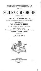 Giornale internazionale delle scienze mediche: Volume 18