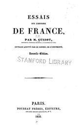 Essais sur l'histoire de France