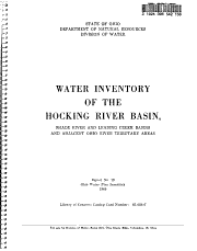Ohio Water Plan Inventory PDF