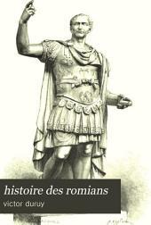 histoire des romians