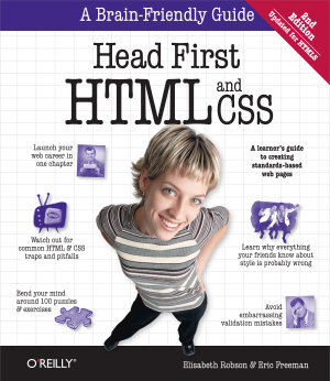 Head First HTML and CSS PDF