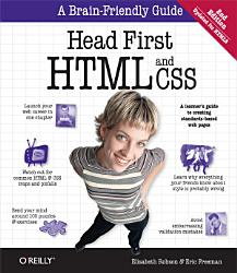 Head First Html And Css Book PDF