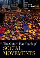 The Oxford Handbook of Social Movements PDF