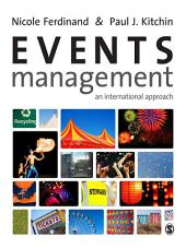 Events Management: An International Approach