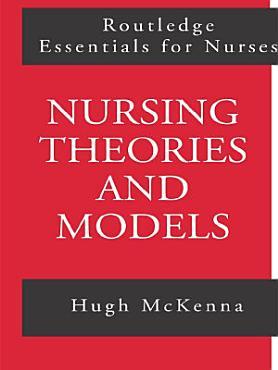 Nursing Theories and Models PDF