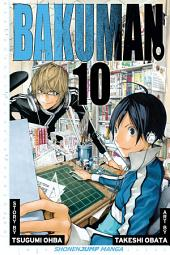 Bakuman。, Vol. 10: Visualization and Imagination