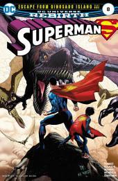 Superman (2016-) #8