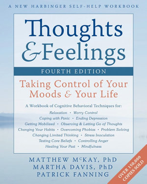 Thoughts And Feelings Taking Control Of Your Moods And Your Life