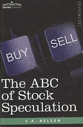 The ABC of Stock Speculation