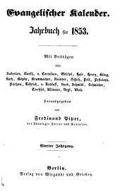 Evangelischer Kalender: Bände 4-6