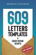 609 Letter Templates   Credit Repair Secrets PDF