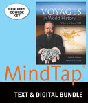 Voyages in World History   Mindtap History  6 month Access
