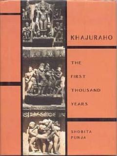 Khajuraho Book