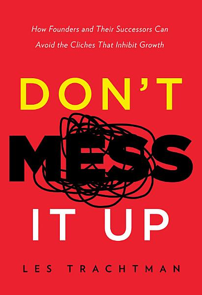 Download Don t Mess It Up Book