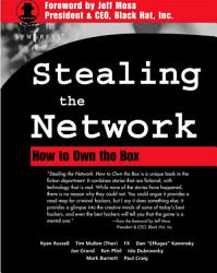 Stealing The Network Book PDF