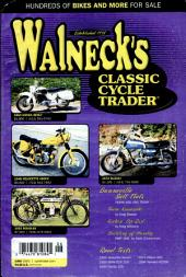 WALNECK'S CLASSIC CYCLE TRADER, JUNE 2001