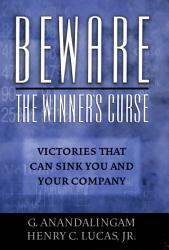 Beware The Winner S Curse Book PDF