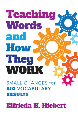 Teaching Words and How They Work