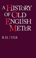 A History of Old English Meter PDF