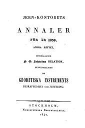 Annaler: tidskrift för svenska bergshanteringen