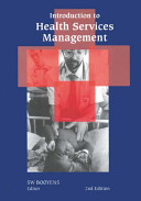 Introduction to Health Services Management PDF