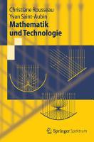 Mathematik und Technologie PDF