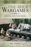 One Hour Wargames PDF