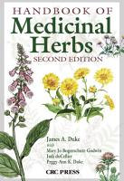 Handbook of Medicinal Herbs  Second Edition PDF
