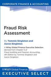 Fraud Risk Assessment Book PDF