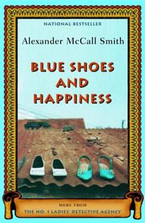 Blue Shoes and Happiness Book