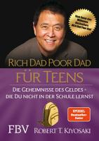 Rich Dad Poor Dad f  r Teens PDF