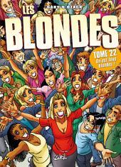 Les Blondes T22: On est tous blondes !