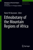 Ethnobotany of the Mountain Regions of Africa