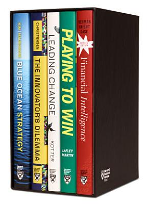 Harvard Business Review Leadership   Strategy Boxed Set  5 Books  PDF