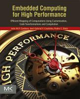 Embedded Computing for High Performance PDF