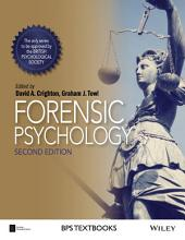 Forensic Psychology: Edition 2