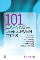 101 Learning and Development Tools PDF