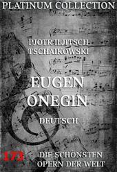 Eugen Onegin (Die Opern der Welt)