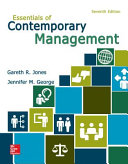 Loose Leaf for Essentials of Contemporary Management PDF